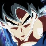 Dragon Ball Super Episode 109 110 264 Goku Ultra Instinct Yeux Argentes