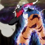 Dragon Ball Super Episode 109 110 267 Goku Ultra Instinct Yeux Argentes Jiren
