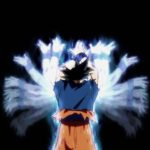 Dragon Ball Super Episode 109 110 272 Goku Ultra Instinct Yeux Argentes