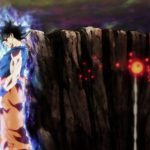 Dragon Ball Super Episode 109 110 274 Goku Ultra Instinct Yeux Argentes