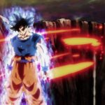 Dragon Ball Super Episode 109 110 275 Goku Ultra Instinct Yeux Argentes