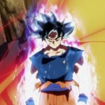 Dragon Ball Super Episode 109 110 276 Goku Ultra Instinct Yeux Argentes