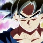 Dragon Ball Super Episode 109 110 277 Goku Ultra Instinct Yeux Argentes