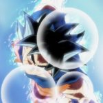 Dragon Ball Super Episode 109 110 281 Goku Ultra Instinct Yeux Argentes