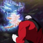 Dragon Ball Super Episode 109 110 283 Ultra Instinct Yeux Argentes Jiren