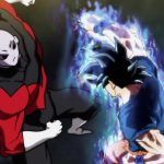 Dragon Ball Super Episode 109 110 289 Goku Ultra Instinct Yeux Argentes Jiren