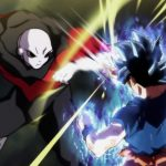 Dragon Ball Super Episode 109 110 290 Goku Ultra Instinct Yeux Argentes Jiren