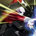 Dragon Ball Super Episode 109 110 291 Goku Ultra Instinct Yeux Argentes Jiren