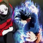 Dragon Ball Super Episode 109 110 293 Goku Ultra Instinct Yeux Argentes Jiren