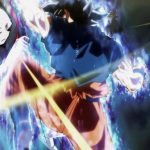 Dragon Ball Super Episode 109 110 295 Goku Ultra Instinct Yeux Argentes Jiren