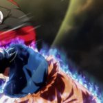 Dragon Ball Super Episode 109 110 296 Goku Ultra Instinct Yeux Argentes Jiren