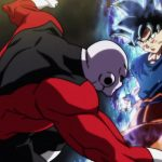 Dragon Ball Super Episode 109 110 297 Goku Ultra Instinct Yeux Argentes Jiren