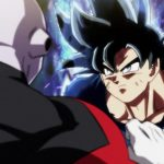 Dragon Ball Super Episode 109 110 298 Goku Ultra Instinct Yeux Argentes Jiren