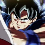 Dragon Ball Super Episode 109 110 299 Goku Ultra Instinct Yeux Argentes
