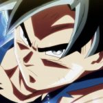 Dragon Ball Super Episode 109 110 306 Goku Ultra Instinct Yeux Argentes