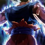Dragon Ball Super Episode 109 110 318 Goku Ultra Instinct Yeux Argentes