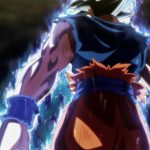Dragon Ball Super Episode 109 110 319 Goku Ultra Instinct Yeux Argentes
