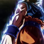 Dragon Ball Super Episode 109 110 325 Goku Ultra Instinct Yeux Argentes