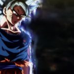 Dragon Ball Super Episode 109 110 328 Goku Ultra Instinct Yeux Argentes