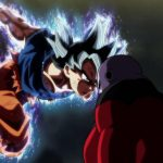 Dragon Ball Super Episode 109 110 332 Goku Ultra Instinct Yeux Argentes Jiren