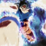 Dragon Ball Super Episode 109 110 336 Goku Ultra Instinct Yeux Argentes