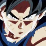 Dragon Ball Super Episode 109 110 337 Goku Ultra Instinct Yeux Argentes