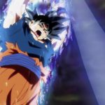 Dragon Ball Super Episode 109 110 343 Goku Ultra Instinct Yeux Argentes