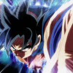 Dragon Ball Super Episode 109 110 350 Goku Ultra Instinct Yeux Argentes