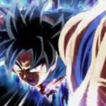 Dragon Ball Super Episode 109 110 352 Goku Ultra Instinct Yeux Argentes