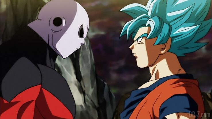 Dragon Ball Super Episode 1h - Goku vs Jiren