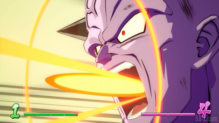DragonBall Fighterz 4 Ginyu