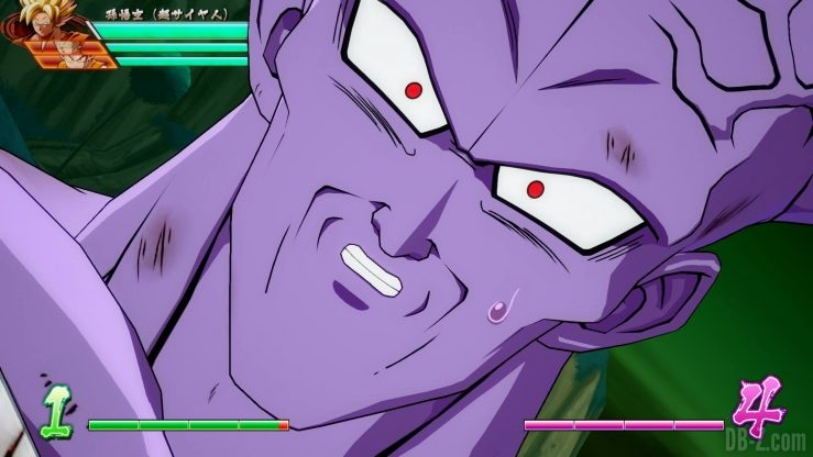 DragonBall Fighterz 5 Ginyu