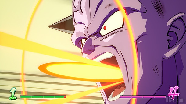Ginyu 2 DB FighterZ