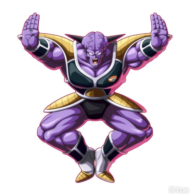 Ginyu DB FighterZ