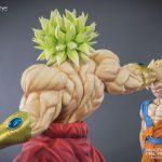 HQS+ Broly Goku Tsume 8