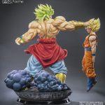 HQS+ Broly Goku Tsume 9