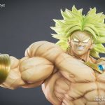 HQS+ Broly King of Destruction 2