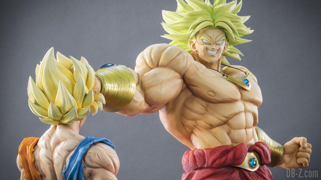 Hqs broly by tsume la statue du super saiyan l gendaire - Dragon ball z broly le super guerrier vf ...