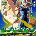Majin Vegeta LR Dokkan Battle