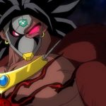 Super Dragon Ball Heroes 7 SDBH7 Broly Xeno Super Saiyan 4