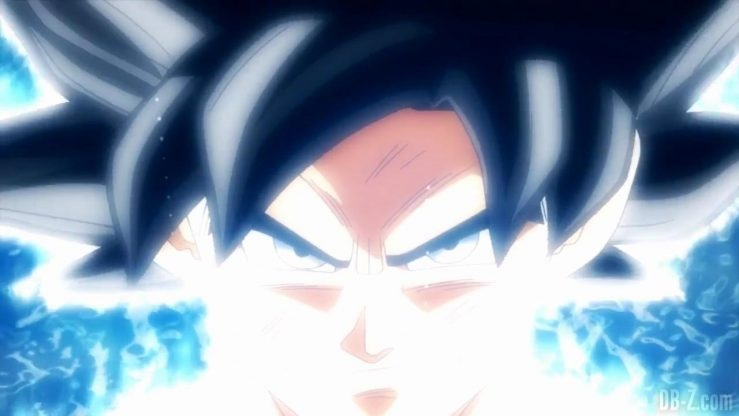 Super Dragon Ball Heroes 7 SDBH7 Goku Ultra Instinct