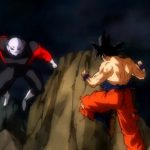 Super Dragon Ball Heroes 7 SDBH7 Jiren vs Goku Ultra Instinct