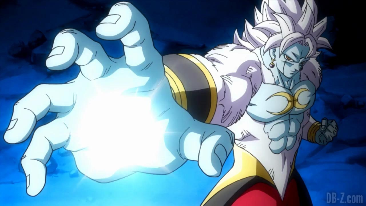 Pin Broly Ultra Instinct Images to Pinterest