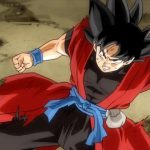 Super Dragon Ball Heroes 7 SDBH7 Xeno Goku