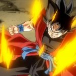 Super Dragon Ball Heroes 7 SDBH7 Xeno Goku 2