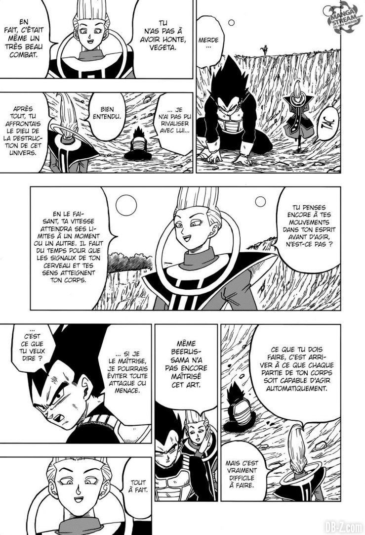 Whis maitrise corps