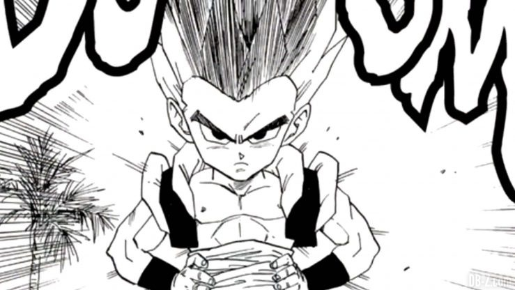 Comparaison Gotenks FighterZ Manga Anime 009