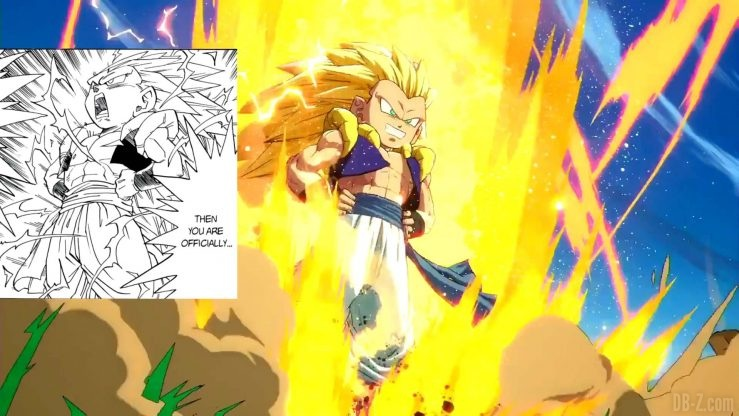 Comparaison Gotenks FighterZ Manga Anime 010