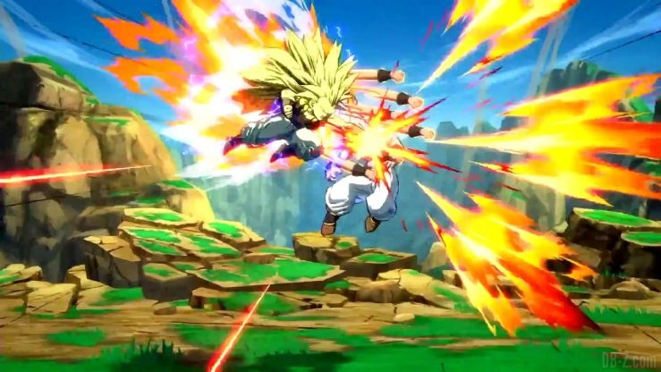 Comparaison Gotenks FighterZ Manga Anime 027