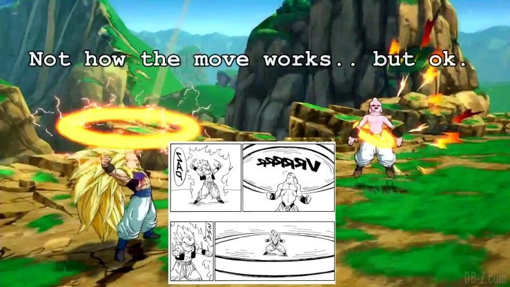 Comparaison Gotenks FighterZ Manga Anime 031